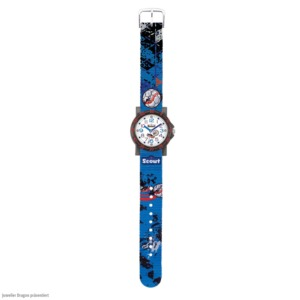 SCOUT UHR Serie:  THE IT-COLLECTION FOOTBALL 280375009