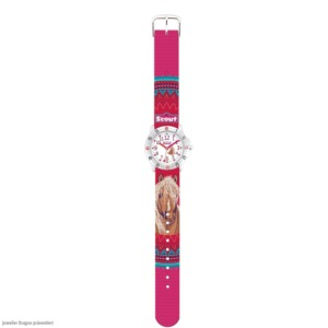 SCOUT UHR Serie:  ACTION GIRLS  HORSE 280378071