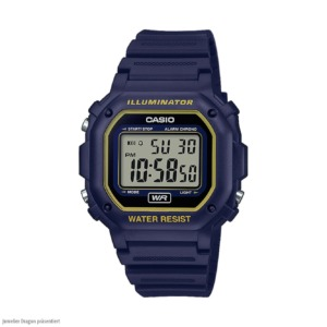 CASIO Collection Men F-108WH-2A2EF Armbanduhr
