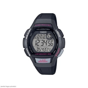 CASIO Collection Women LWS-2000H-1AVEF Armbanduhr