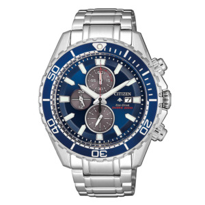 Citizen Eco-Drive Solar Analog Chronograph CA0710-82L