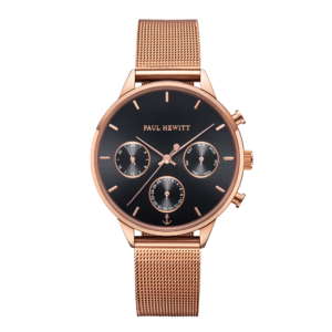 Paul Hewitt Everpulse Armbanduhr Roségold PH002812